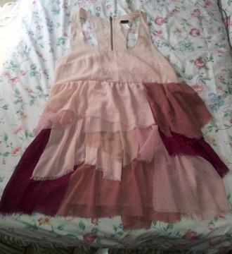 Vestido rosa nuevo a estrenar