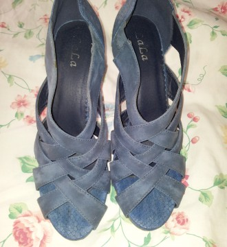 Zapatos de ante gris marengo