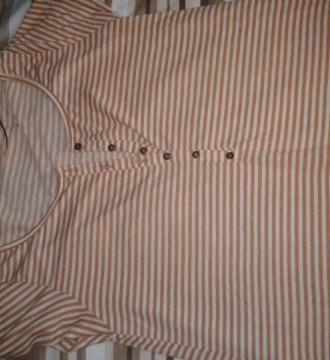 camiseta rayas nueva a estrenar