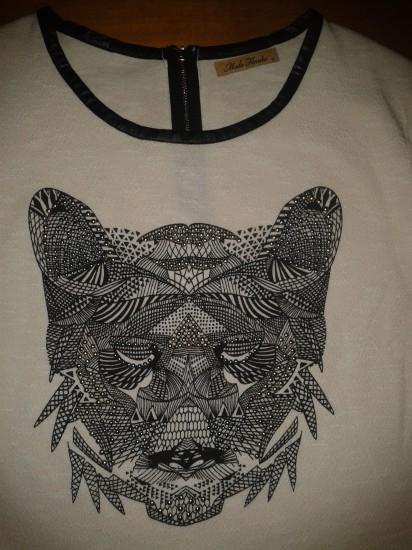 Preciosa camiseta talla S/M