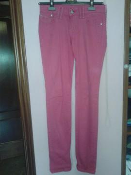 Pantalon fucsia