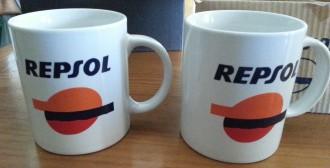 2 tazas Repsol