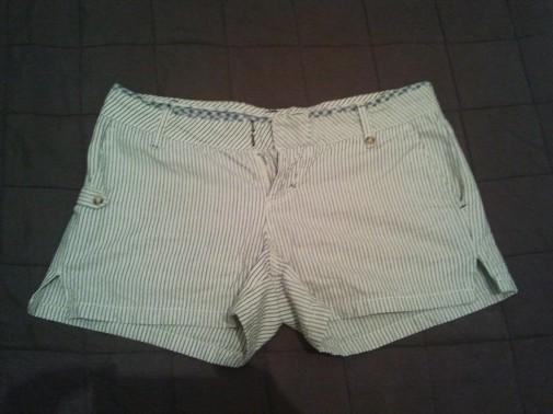 Pantalones cortos!