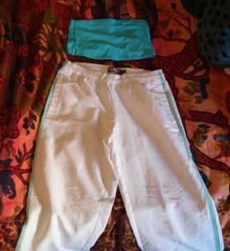 Conjunto de pantalón y top