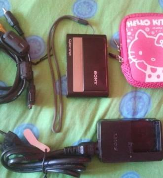 Camara de fotos digital Sony T-20 SOLO VENTA 70€