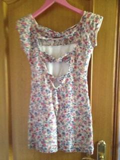Vestido Zara talla S/M