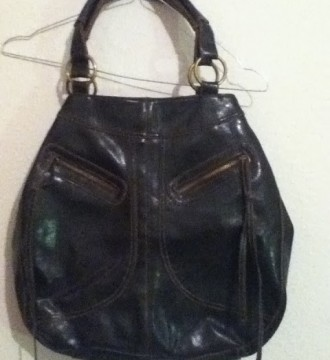 VENDO(7€)Maxi bolso chocolate STR