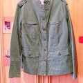 Chaqueta verde Lefties