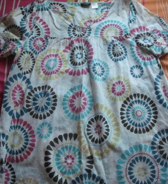 Camisola-Blusón Hippie
