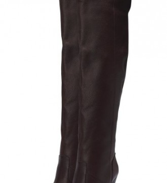 Botas altas ZARA talla 38 (marrones)