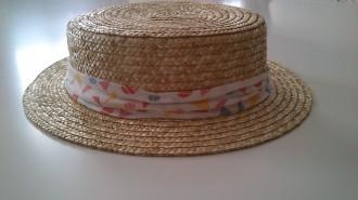Sombrero tipo gondoliere