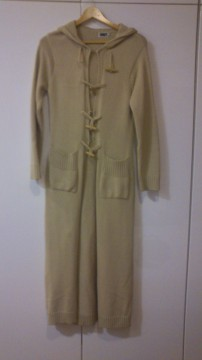 Trench largo del corte ingles