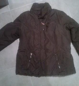 Abrigo talla M color marrón