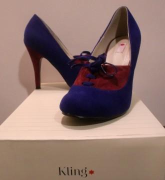 Nuevos. Zapatos Kling