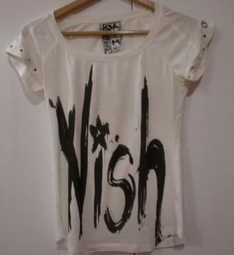 Camiseta Bershka