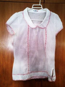 Camisa baby doll