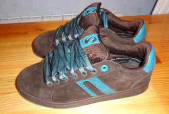 Zapatillas marrones de Pull&Bear