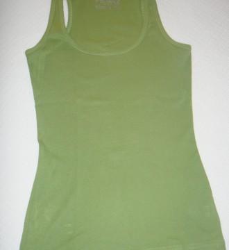 tirantes stradivarius verde