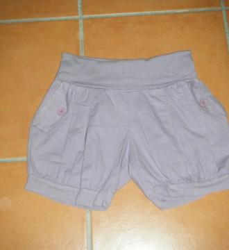 pantalon corto bombacho