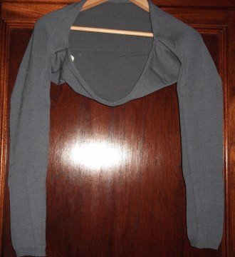 Jersey corto tipo «manguitos»