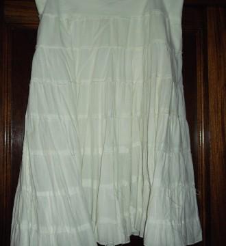 Falda larga estilo Hippie verde pastel