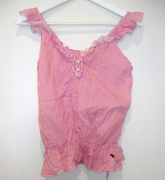 Preciosa blusa estampada.