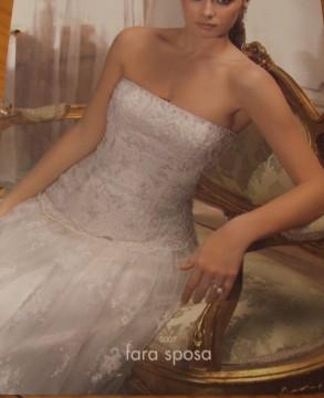 vestido de novia pedrería