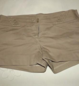 Shorts en color beige de Blanco talla 34