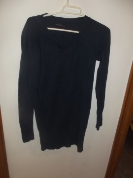 Jersey azul oscuro T.M/L