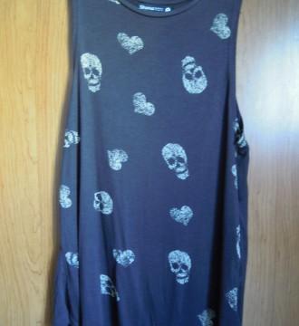 camiseta sisa calaveras de shana