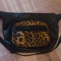 bolso leopardo Pull and bear VENTA 10 EU