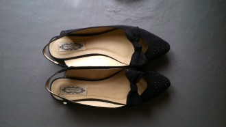 zapatos planos