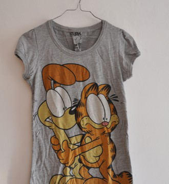Camiseta Garfield M