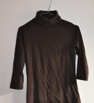 Camiseta cuello cisne