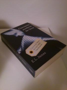 Libro 50 Sobras de Grey