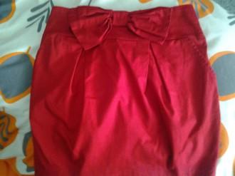 falda lazo