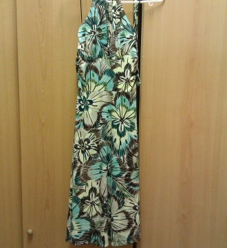 Vestido florido HyM