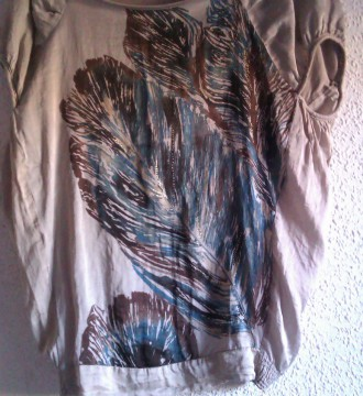 Vestido estampado MANGO