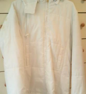 abrigo blanco