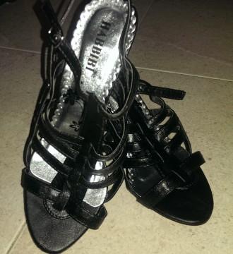 Sandalias casi nuevas