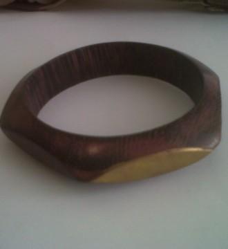 pulsera madera
