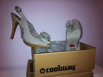 Zapatos con etiqueta