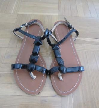 Sandalias bajas talla 36