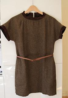 vestido tweed de Zara kids
