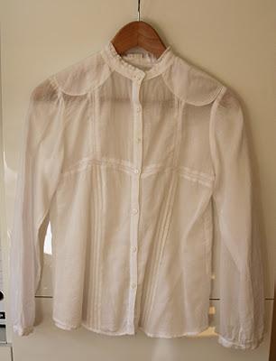 camisa popelin de zara kids