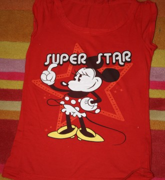 Camiseta de Minnie Mouse