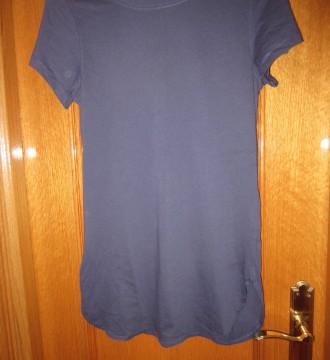 Camiseta el corte ingles azul marino