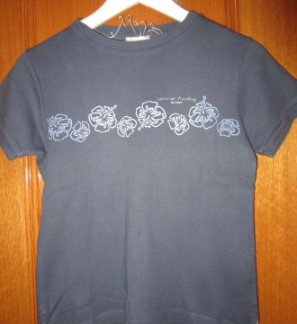 Camiseta Pull and bear talla 36