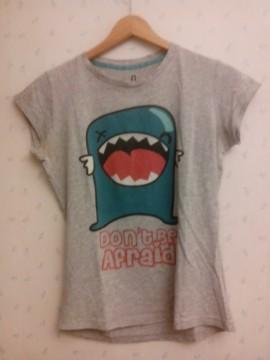 Camiseta monstruito