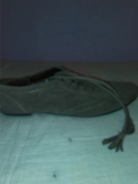 zapatillas marrones
